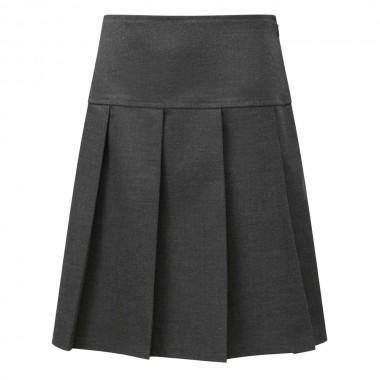Grey Elasticated Skirt