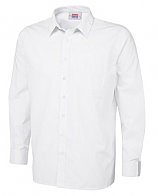 White Shirt (Twin Pack) - Long Sleeved