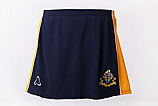 Navy and Yellow Skort with Logo