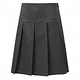 Grey Elasticated Skirt