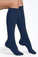 Navy Knee High Socks (Pack of 2)