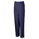 Navy Elasticated Trousers (DL944)