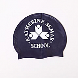 Swim Cap With Logo