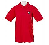 Red Polo Shirt/Logo STM