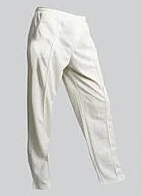 Plain Cricket Trousers